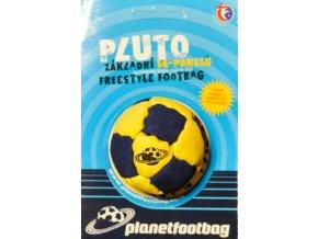 Footbag Pluto yellow hakisak