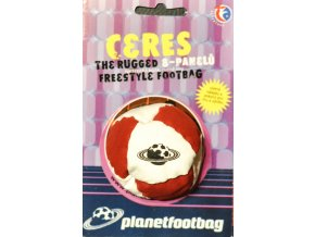 Footbag Ceres red hakisak