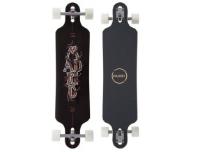 "Madrid Katar Drop Thru 39,5"" Stacked longboard 2016"