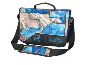 Nitro taška přes rameno Evidence Bag dome one graffiti