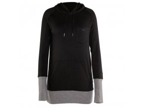 Armada mikina Feather Pullover Hoody black