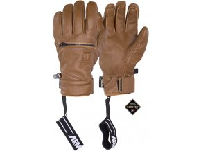 Armada zimní rukavice Prime Gore-tex Glove brown 16/17