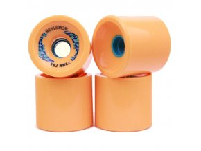Remember kolečka Farley Orange wheels 72mm/78a 4ks