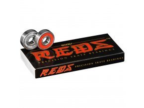 Ložiska Bones Reds 8 ks  + doručení do 24 hod.