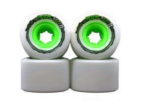 Venom kolečka Thug Life Six-Fours white green 64mm/80a 4ks