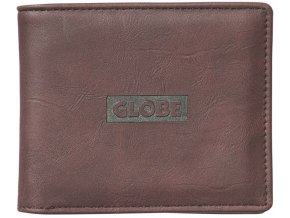 Globe peněženka Corroded II Wallet Brown 16/17