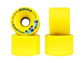Orangatang kolečka Stimulus 70mm/86a wheels 4ks