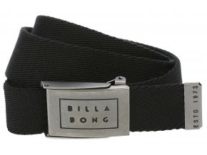 Billabong pásek Cog Black 17/18