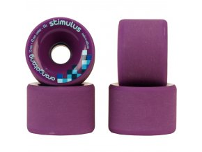 Orangatang kolečka Stimulus 70mm/83a wheels 4ks