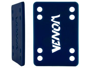 "Venom podložky na longboard Riser Pads Blue 1/8"" 3mm 2ks"