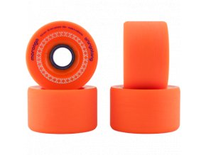 Orangatang kolečka Moronga 72,5 mm 80a wheels 4ks
