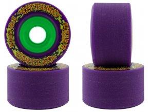 Remember kolečka Optimo 70mm/80a purple 4ks