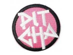 nasivka pitcha logo team patch 6cm