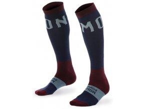 mons-royale-ponozky-merino-lift-access-sock-mens-navy-burgundy-lead-17-18