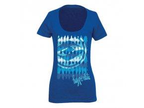 Hyperlite tričko Dakota blue