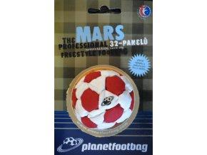Footbag Mars red hakisak