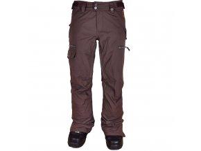 Nitro dámské kalhoty na snowboard Love Vigilante Coffee