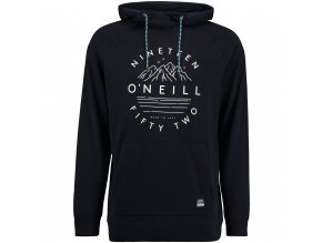 O'Neill mikina RIDER HOODIE ink blue 17/18