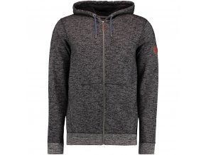 O'Neill mikina JACK'S BASE ZIP HOODIE black out 17/18