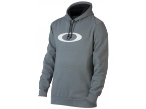 Oakley mikina Ellipse PO Hoodie Athletic Heather Grey 17/18