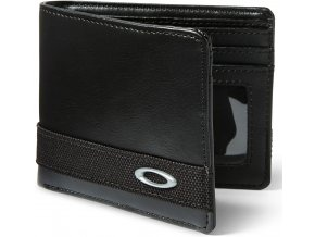 Oakley peněženka DRY GOODS WALLET black 17/18