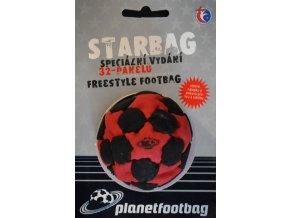 Footbag Starbag Red hakisak
