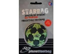 Footbag Starbag Green hakisak