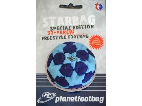 Footbag Starbag Blue hakisak