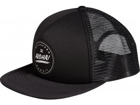 Billabong kšiltovka Aloha Trucker black 18/19