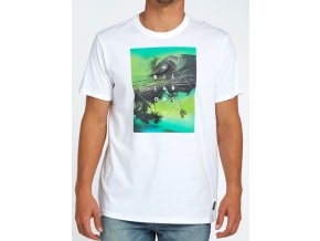 Billabong triko Cross Section Tee white 18/19