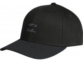 Billabong kšiltovka Emblem Snapback black 18/19
