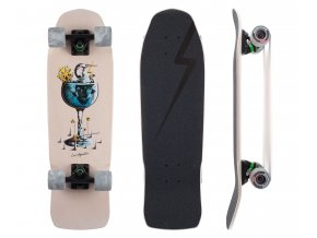"Landyachtz Dinghy Gin and Tonic 28,5"" longboard 18/19"