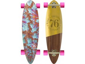 "Madrid Blunt 36,25"" Golden Sea longboard 2018"