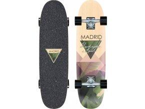 "Madrid Combi 32.5"" Canopy longboard 2018"