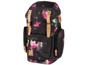 daypacker blackrose front