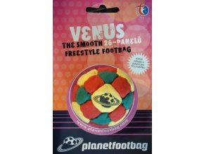 Footbag Venus Rasta hakisak