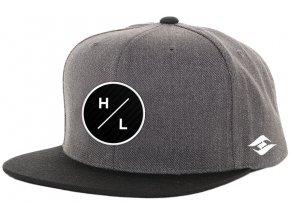 ksiltovka hyperlite icon snapback black grey
