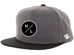ksiltovka hyperlite icon snapback black grey