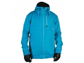 Nitro softshell bunda FURY blue