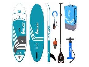Zray paddleboard Allround X2 10,10-30