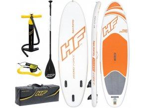 hydro force sup board aqua journey bxl 76x274 cm weiss 11