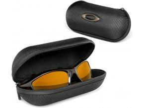 Oakley obal na brýle Soft Vault Sunglass Case Black  + doručení do 24 hod.