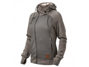 Oakley mikina Sundown Hoodie Athletic Heather Grey 18/19