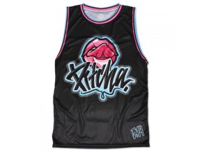 tilko pitcha licker tank black pink