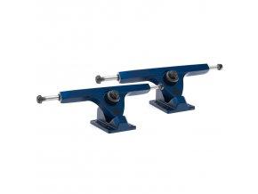 longboard truck caliber caliber ii 184 mm 50 midnight satin blue 4