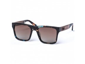 pitcha maasai iii sunglasses black blue ebony