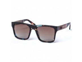 pitcha maasai iii sunglasses black blue ebony