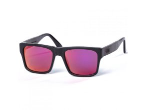 pitcha maasai iii sunglasses black red ebony