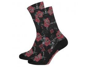 Horsefeathers dámské ponožky Monta socks caribbean blue 18/19