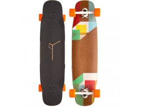 "Loaded Tesseract 39"" longboard  + doprava zdarma"